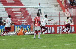 Samuel (far right) scored five goals for Fluminense in 2012, Rio de Janeiro, Brazil News