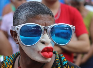 This years Carnival has seen a number of quirky costumes, Rio de Janeiro, Brazil News.