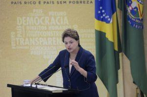 President Rousseff speaks during the November 2011 ceremony sanctioning Truth Commission and the Law on Access to Public Information, Rio de Janeiro, Brazil News.
