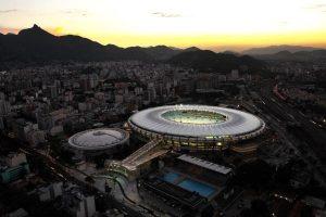The Maracanã and Maracanãzinho, Rio de Janeiro, Brazil News