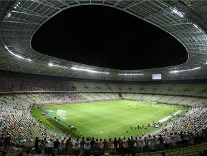 The Castelão has been ready since December, photo by Copa 2014