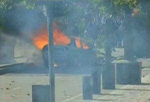 Violent Protests Mar Confeds Cup Semi, Rio de Janeiro, Brazil News