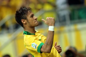 Neymar's rise in form has helped Brazil into the semifinals, Rio de Janeiro, Brazil News