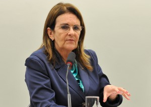 President of Petrobras' Maria das Graças Foster hopes to engineer a turnaround in the company's fortunes, photo by Antonio Cruz/ABr.