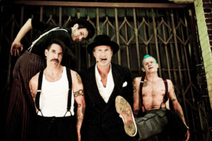 The Red Hot Chili Peppers come to Rio on November 9th, Rio de Janeiro, Brazil News