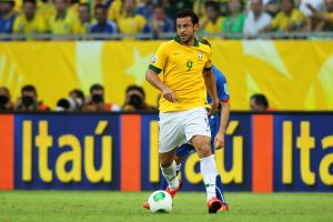 An injury to first-choice no. 9 Fred has given Scolari a headache in attack, Rio de Janeiro, Brazil News