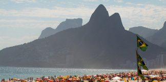 Ipanema Beach, Rio de Janeiro, Brazil News