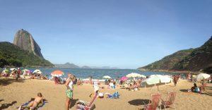 Praia da Urca, Rio de Janeiro, Brazil News