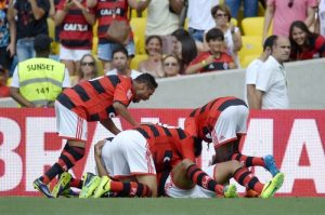 Flamengo were the only big team to win last weekend, Rio de Janeiro, Brazil News