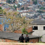 The army occupy Complexo do Alemão in 2010