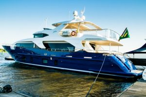 Luxury on Display at Rio Boat Show 2014, Rio de Janeiro, Brazil News