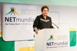 President Rousseff at the Net Mundial, Internet Law, Brazil, Brazil News