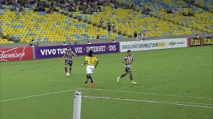 Botafogo got their first win of the national season last night, Rio de Janeiro, Brazil News