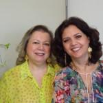 Ana Lucia Chebabe and Glória Erthal, Brazil News, Brazil, Rio de Janeiro, Brazilian Handmade Jewelry, Glória Erthal Joias da Natureza, 18K Gold, Biojoia, Biojoias