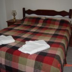 One of double bed rooms