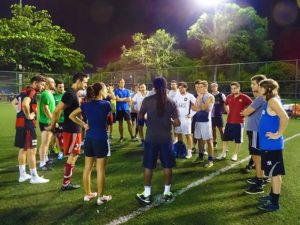 AtivoRio take care of all of the organization so players can just enjoy their sport, Rio de Janeiro, Brazil, Brazil News