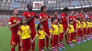 Belgium are through to the last sixteen of the FIFA World Cup, Rio de Janeiro, Brazil, Brazil News