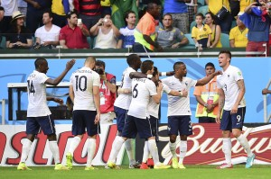 France are through to the World Cup quarter-finals after a 2-0 win over Nigeria, World Cup, Brazil, Brazil News
