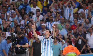 Lionel Messi scored the winner for Argentina against Bosnia at the Maracanã, Rio de Janeiro, Brazil News, Brazil