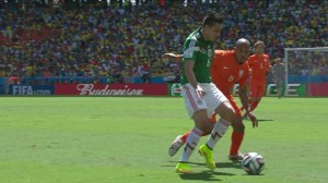 Holland beat Mexico 2-1 to go through to the World Cup quarter-finals, World Cup, Brazil, Brazil News