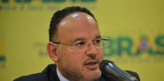 Jose Henrique Paim, Minister of Education in Brazil