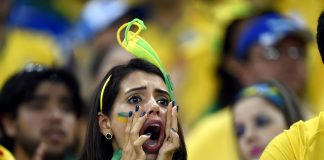 Brazil must complete World Cup