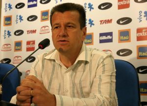 Dunga explained his playing philosophy at a press conference last week, Rio de Janeiro, Brazil, Brazil News