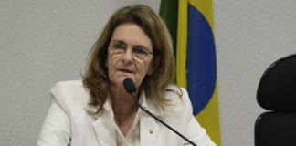 Petrobras CEO Graça Foster
