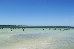 Lagoa Paraíso, one of the best day trips from Jericoacoara, Brazil