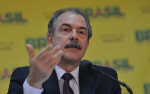Brazil's Chief of Staff, Aloisio Mercadante, says he handed in his resignation so that President Rousseff would be free to conduct ample cabinet reform, Rio de Janeiro, Brazil, Brazil News