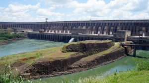 Energy costs from the binational Itaipu dam already increased by 46 percent, Rio de Janeiro, Brazil News