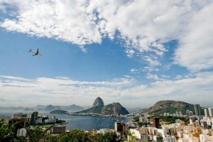 Botafogo, here seen from Dona Marta, is an up and coming neighborhood, Rio de Janeiro, Brazil News
