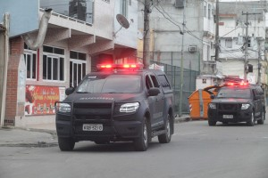 The Military Police is gradually taking over Complexo da Maré from the military forces, Rio de Janeiro, Brazil News