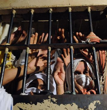 Brazil,Overcrowded conditions in prisons in Brazil are notorious,