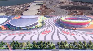 Olympic Park during the time of the 2016 Games, Rio de Janeiro, Brazil, Brazil News