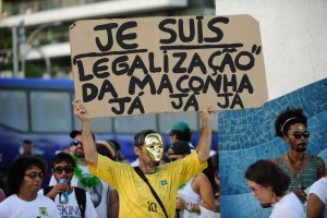 Thousands took to the streets in Brasília in late June for the decriminalization of marijuana for medicinal use, Rio de Janeiro, Brazil News