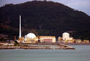 Brazil's nuclear reactor Angra 3 to be built next to Angra 1 and 2, already in operation, Rio de Janeiro, Brazil News