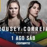 Rousey x Correia