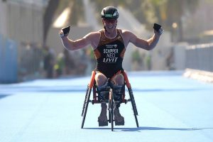 Triathlon will be a the Paralympics for the first time, Rio de Janeiro, Brazil News