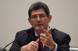 Brazil's Finance Minister, Joaquim Levy, explains the importance of the proposed fiscal measures, Rio de Janeiro, Brazil, Brazil News
