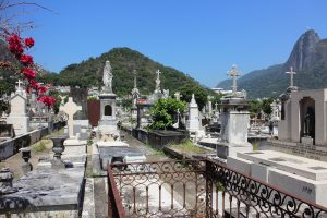 Rio Introduces QR Codes in Cemetery During Memorial Day, Rio de Janeiro, Brazil, Brazil News