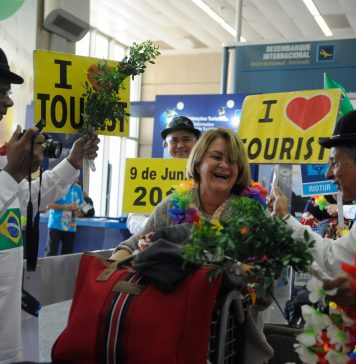 Brazil, Thousands of tourists came to Brazil for 2016 Olympics/Paralympics,