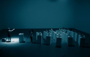 Rio de Janeiro, Brazil News, Brazil, Teatro Oi Futuro Ipanema, Festival Rc4,  Computer Orchestra, PianOrquestra, Kai Schumacher, Joby Burgess,  Sérgio Krakowski, Missy Mazzoli, Festa TecnoClássica