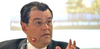 Brazil's Mines and Energy Minister, Eduardo Braga, defends government's position of Petrobras monopoly, Rio de Janeiro, Brazil, Brazil News