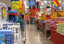 Supermarket sales fell, Rio de Janeiro, Brazil, Brazil News