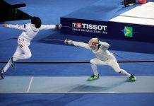 Rio, Rio de Janeiro, Brazil, Brazil News, Rio 2016, 2016 Olympic Games, Fencing, Epee, Foil, Sabre, Carioca Arena 3