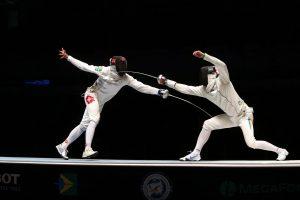 Rio, Rio de Janeiro, Brazil, Brazil News, Rio 2016, 2016 Olympic Games, Fencing, Epee, Mike Michalski
