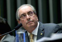 Brazil, Rio de Janeiro, Eduardo Cunha has been convicted to 15 years for corruption,