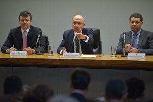 Brazil, Brasilia, Central Bank, Finance Minister