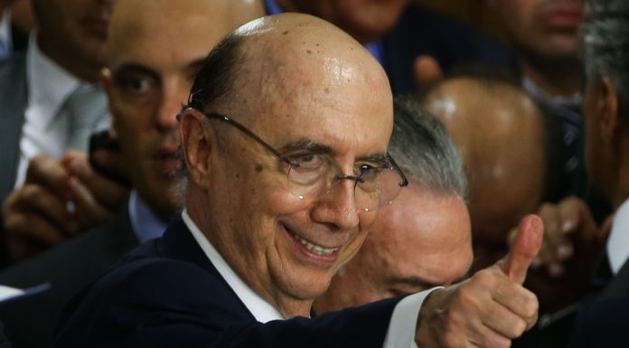Henrique Meirelles is named the new Finance Minister of Brazil, Rio de Janeiro, Brazil, Brazil News